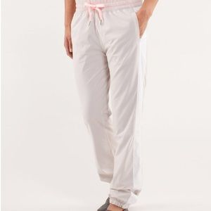 LULULEMON work it out Track Pants dune